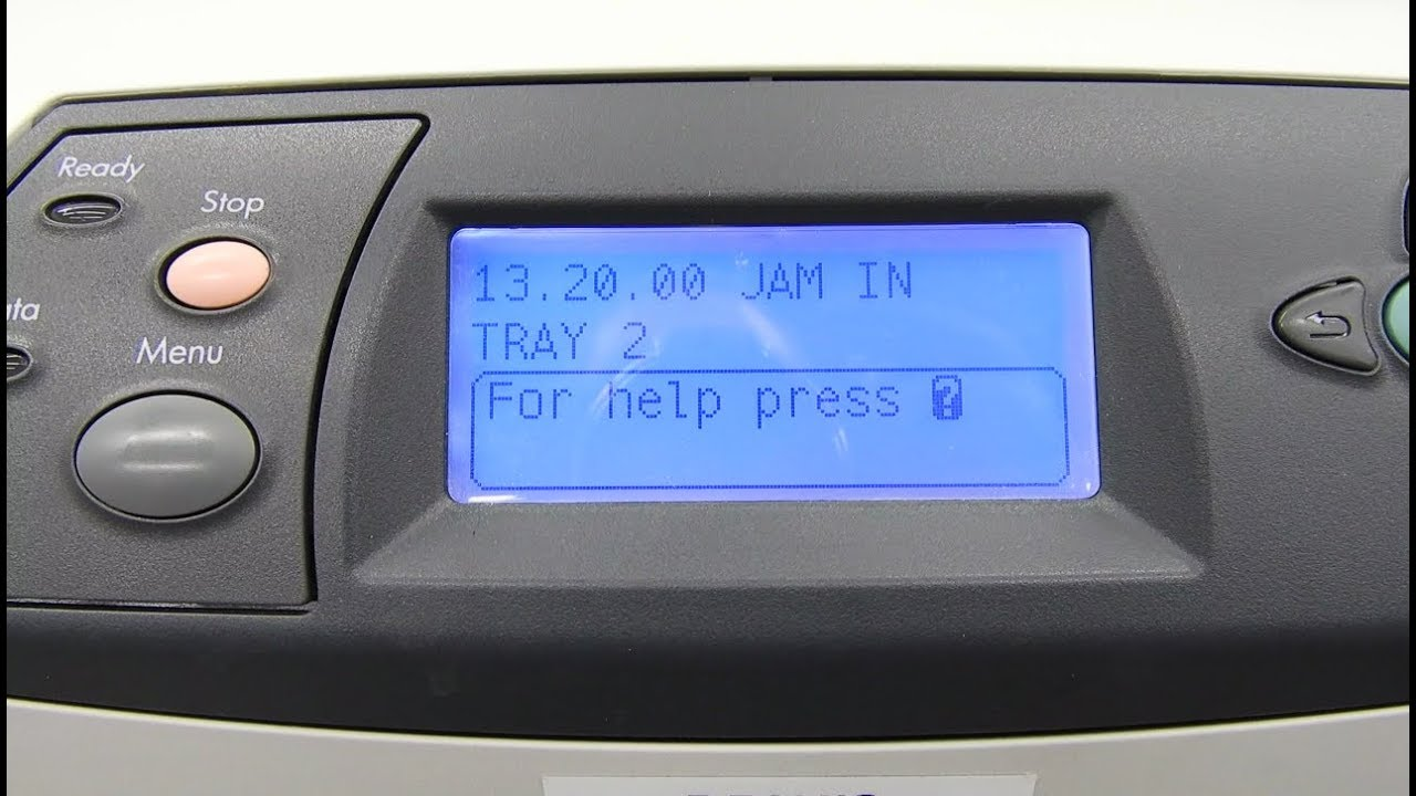 Paper Jam Sensor Laserjet 600 M601: HP Laserjet M600 Series