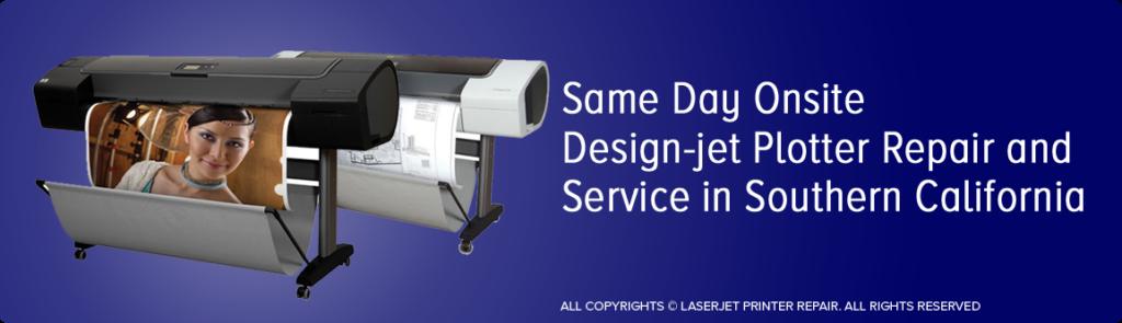 DesignJet plotter repair, DesignJet plotter service, Plotter maintenance,