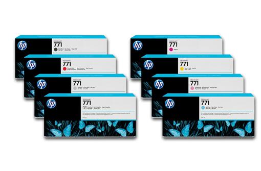 DesignJet Z6100- Z6200 Print-heads