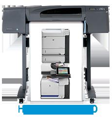 DesignJet 800 plotter