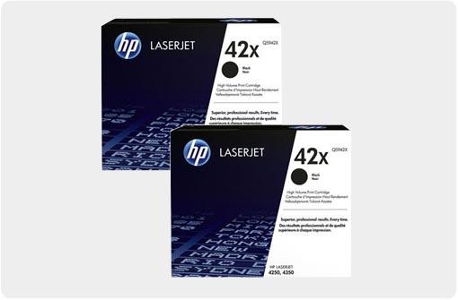 42X toner LaserJet 4250, 4350 printer