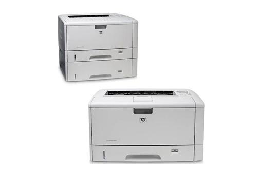 HP LaserJet 5200n, 5200tn