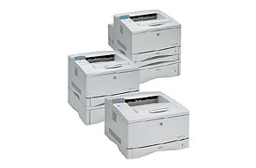 LaserJet 5000, 5100