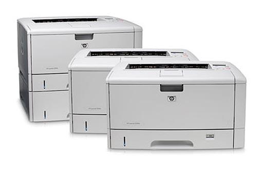 LaserJet 5200n, 5200tn